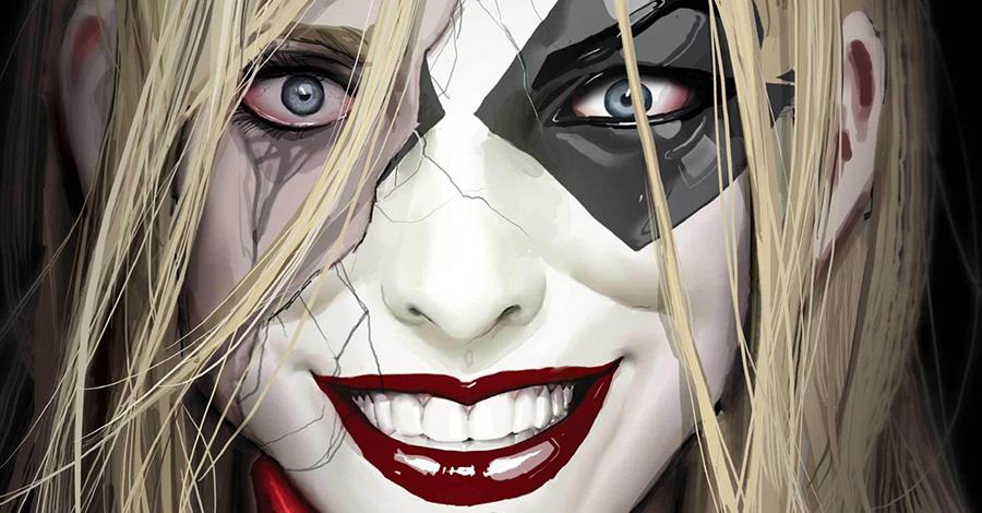 Stjepan Šejić explores Harley Quinn's origin