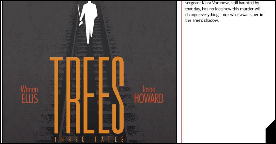 Ellis + Howard's 'Trees' returns in September