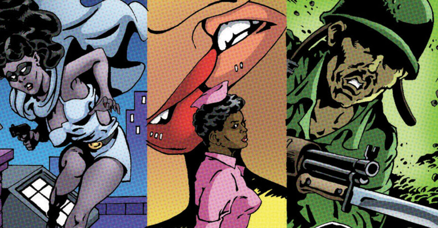 Smash Pages Q&A: Gary Phillips