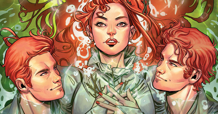 Who will reign as the Anti-Christ? Find out in 'Blossoms 666' #5 [Exclusive Preview]