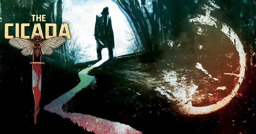 Smash Pages Q&A: Jason McNamara on 'The Cicada'