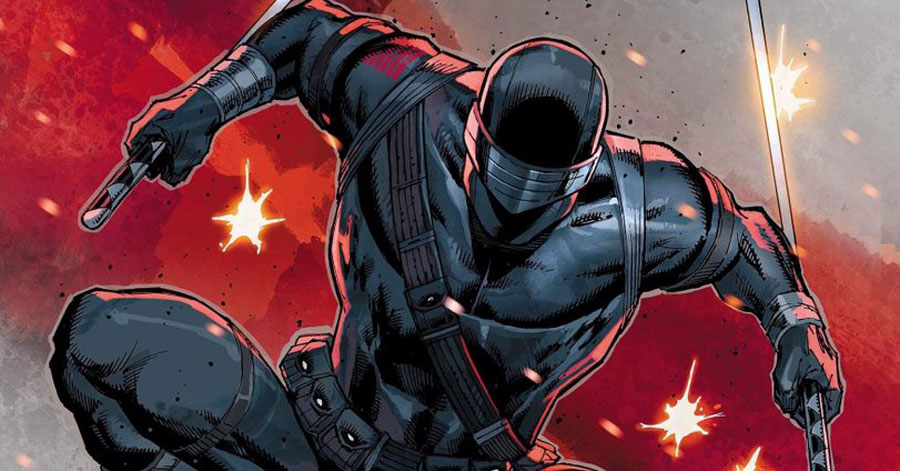 Liefeld readies his kung fu grip for 'Snake Eyes: Deadgame'