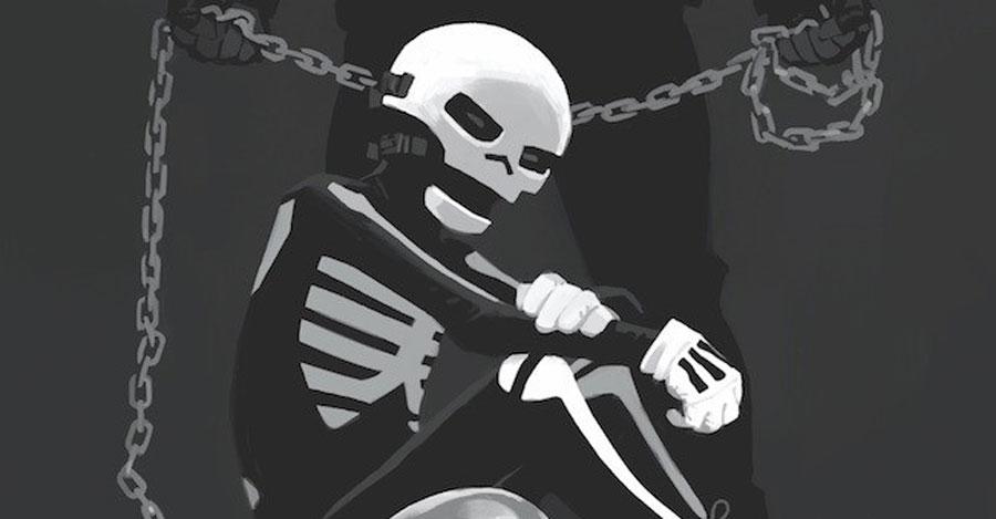 Black Hammer-verse expands with 'Skulldigger + Skeleton Boy'
