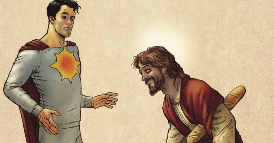 Meet Sunstar in this preview of 'Second Coming'
