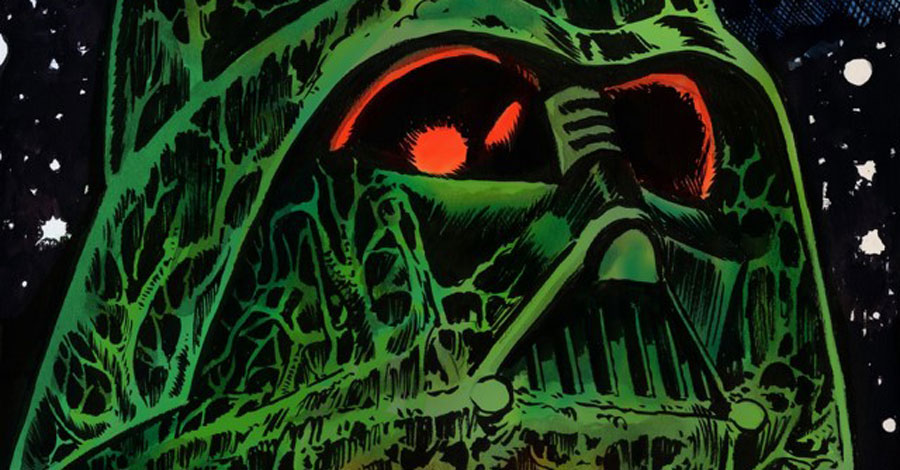 IDW returns to 'Vader's Castle' for more spooky Star Wars