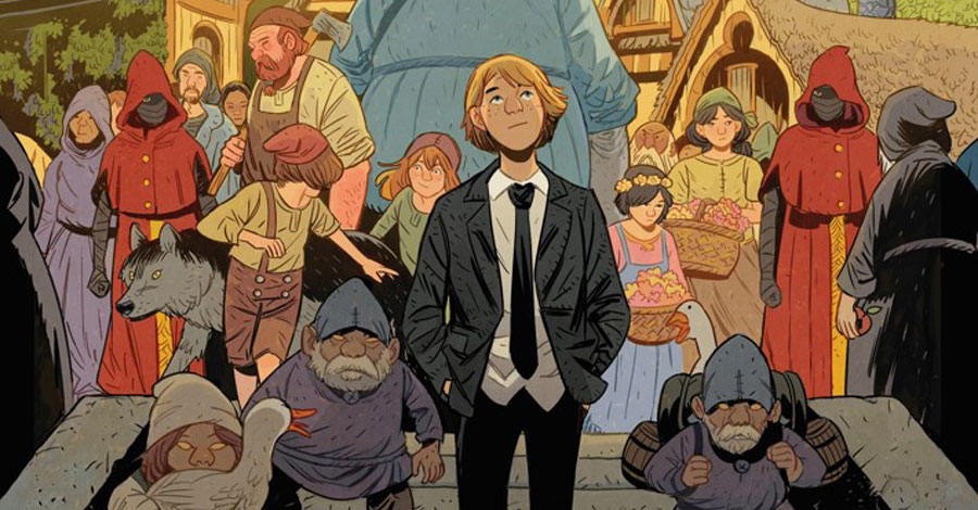 BOOM! Studios announces 'Folklords' by Kindt + Smith