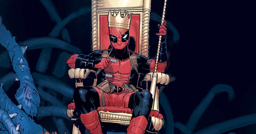 'Deadpool' returns by Kelly Thompson and Chris Bachalo