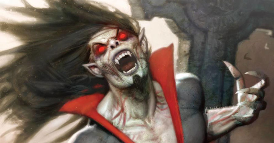 'Morbius' returns in a new title by Ayala + Ferreira