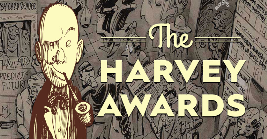 Gene Yang, The Nib and more win 2020 Harvey Awards