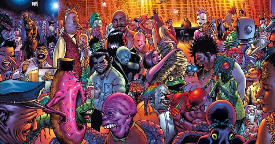 Jim Shooter returns to comics for 'Slow City Blues'