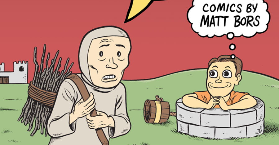 Matt Bors' 'We Should Improve Society Somewhat' available for preorder