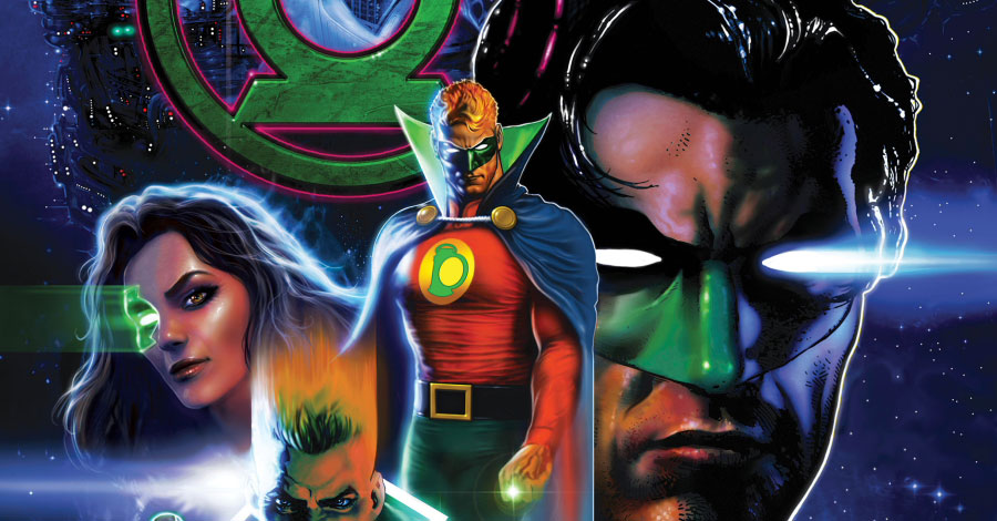 DC announces plans for 'Green Lantern 80th Anniversary 100-page Super Spectacular #1'