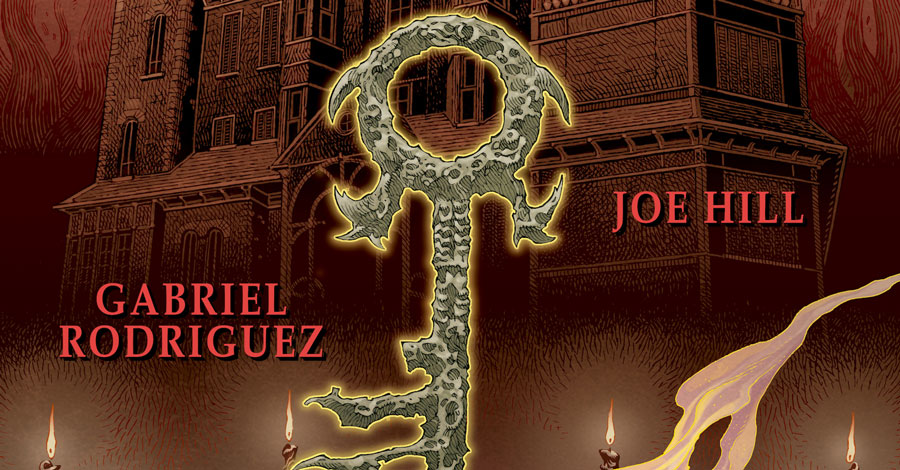 IDW, DC announce a Locke & Key/Sandman crossover