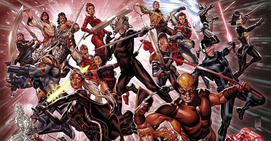 C2E2: Marvel announces 'X of Swords' crossover