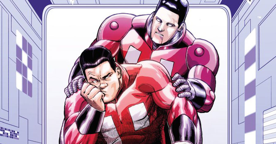 Smash Pages Q&A: Tom Peyer on 'Penultiman'