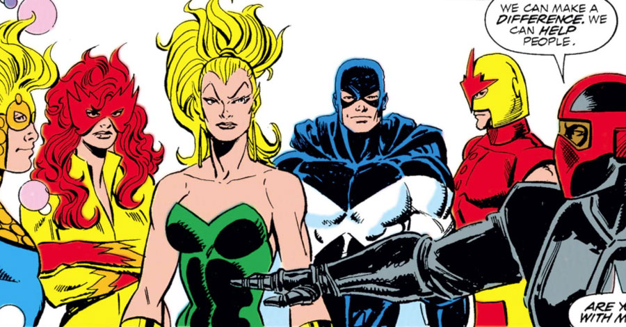 30 years of changing the world: Celebrating the anniversary of the New Warriors