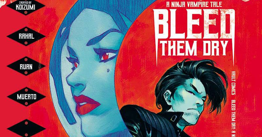 What Are You Reading? | 'Avengers,' Batman, 'Bleed Them Dry' and more