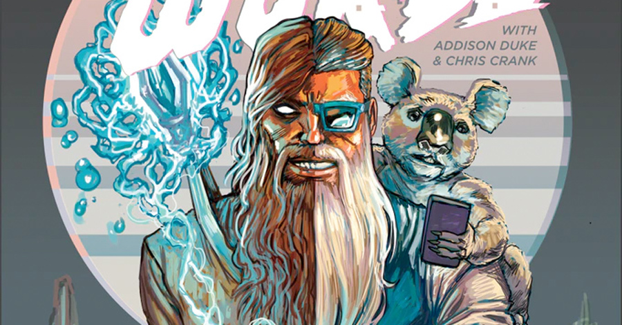 Soule + Browne kickstart 'Curse Words: The Hole Damned Thing'