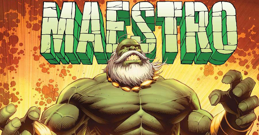 Hulk's evil alter ego gets an origin story in August
