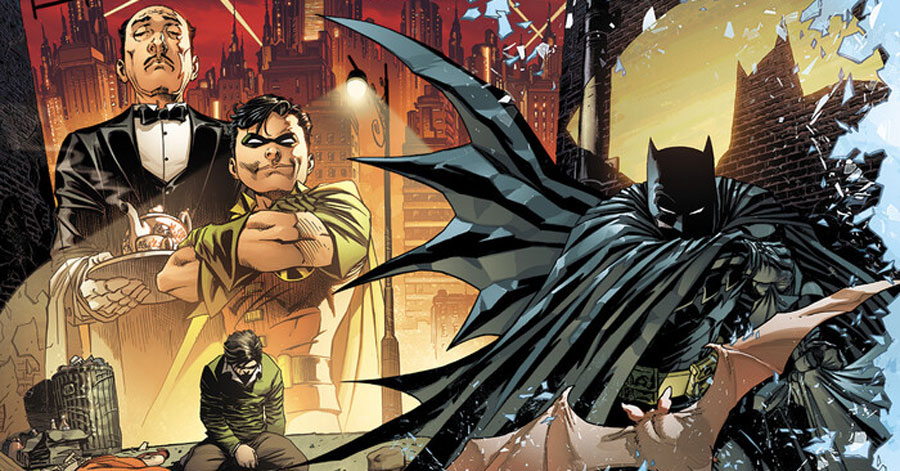 'Detective #1027' celebrates 1,000 issues of Batman