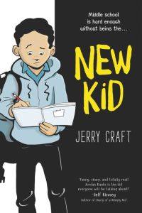 Cover of New Kid by Jerry Craft