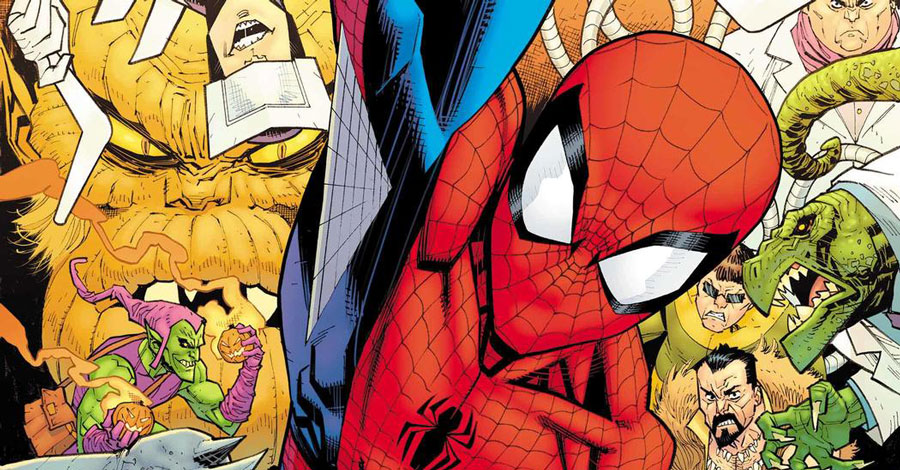 Green Goblin returns in  'Amazing Spider-Man' #850