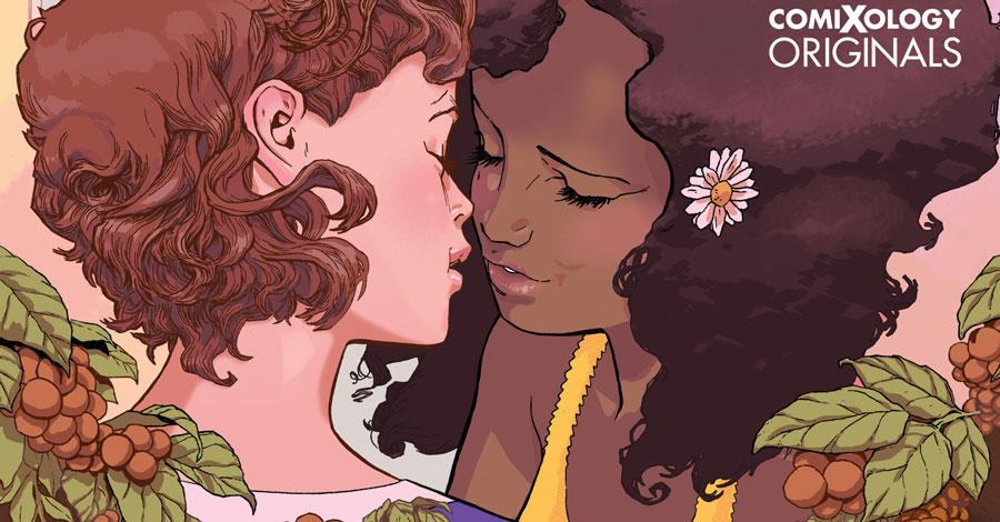 Smash Pages Q&A: Johnnie Christmas on 'Crema,' coffee, romance and ghosts