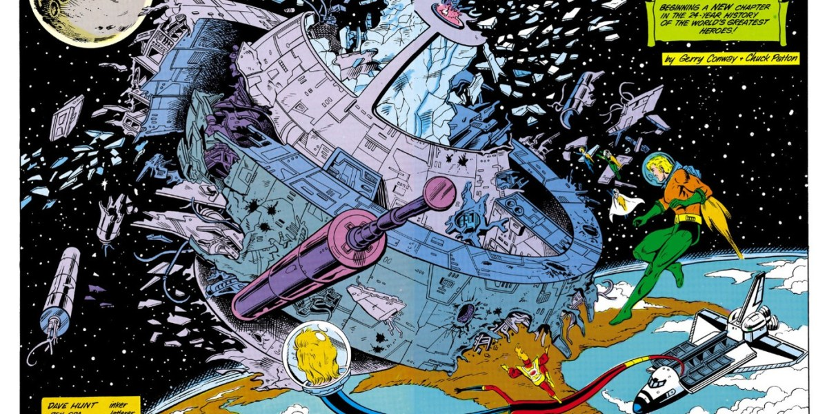 The Justice League at 60, Part Five: The Experiment