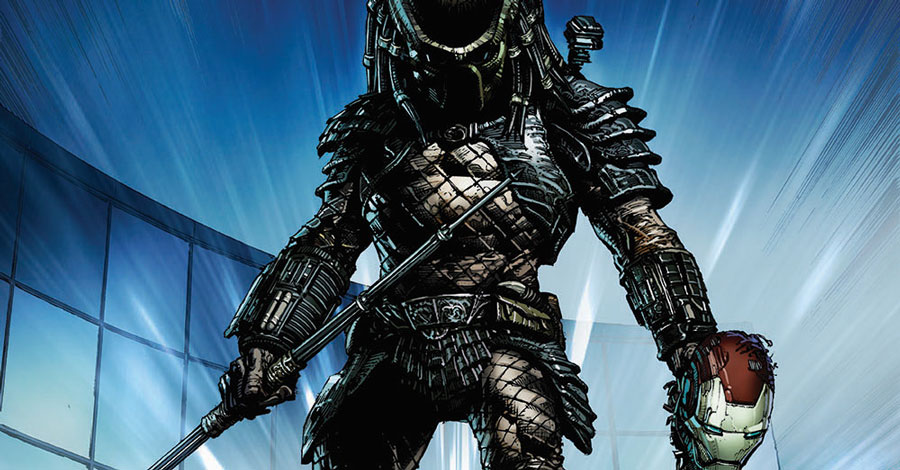 Marvel to publish 'Aliens,' 'Predator' comics