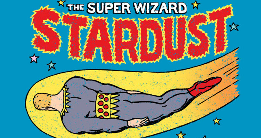 Callen channels classic comics art in his new T-shirt shop