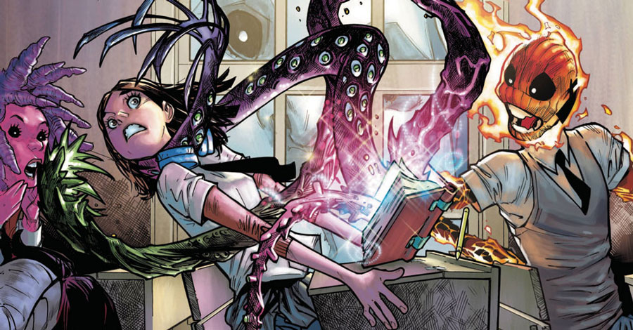 What Are You Reading? | Strange Academy, Green Lantern, Dryad and more