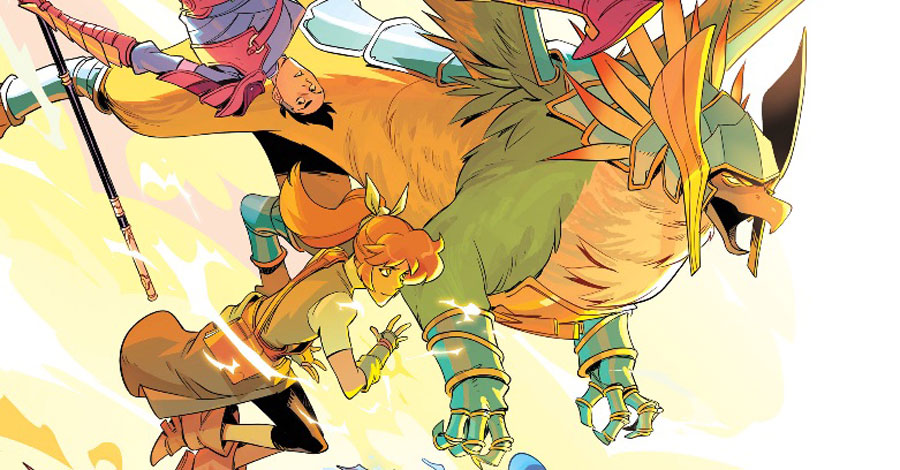 Skybound announces a 'Summoners War' prequel comic