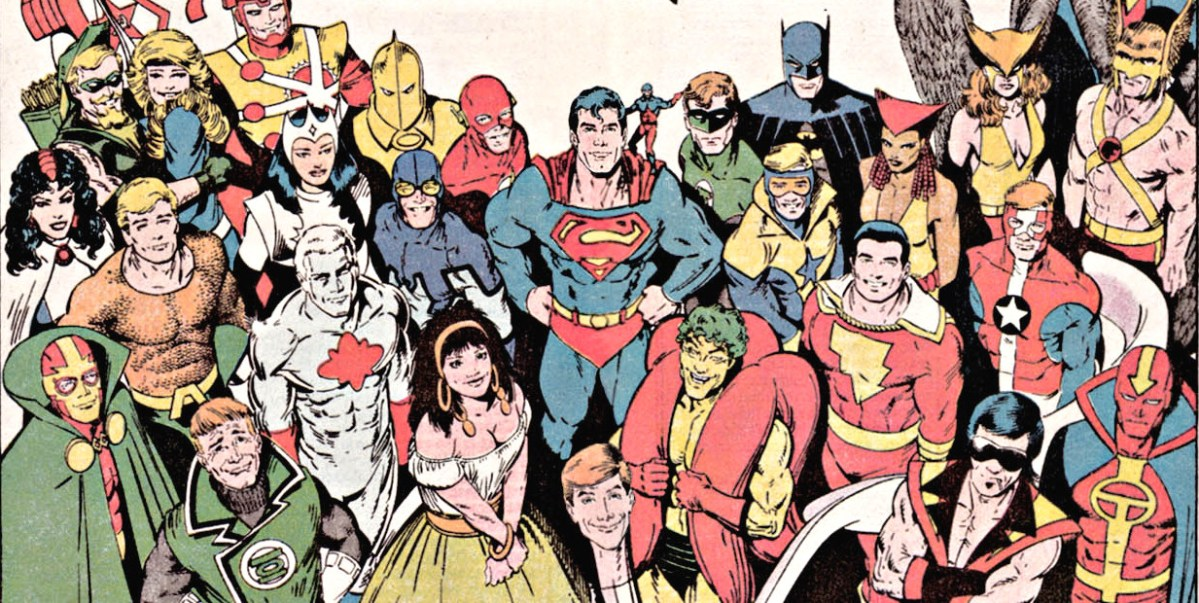 The Justice League at 60, Part 6: Globetrotters