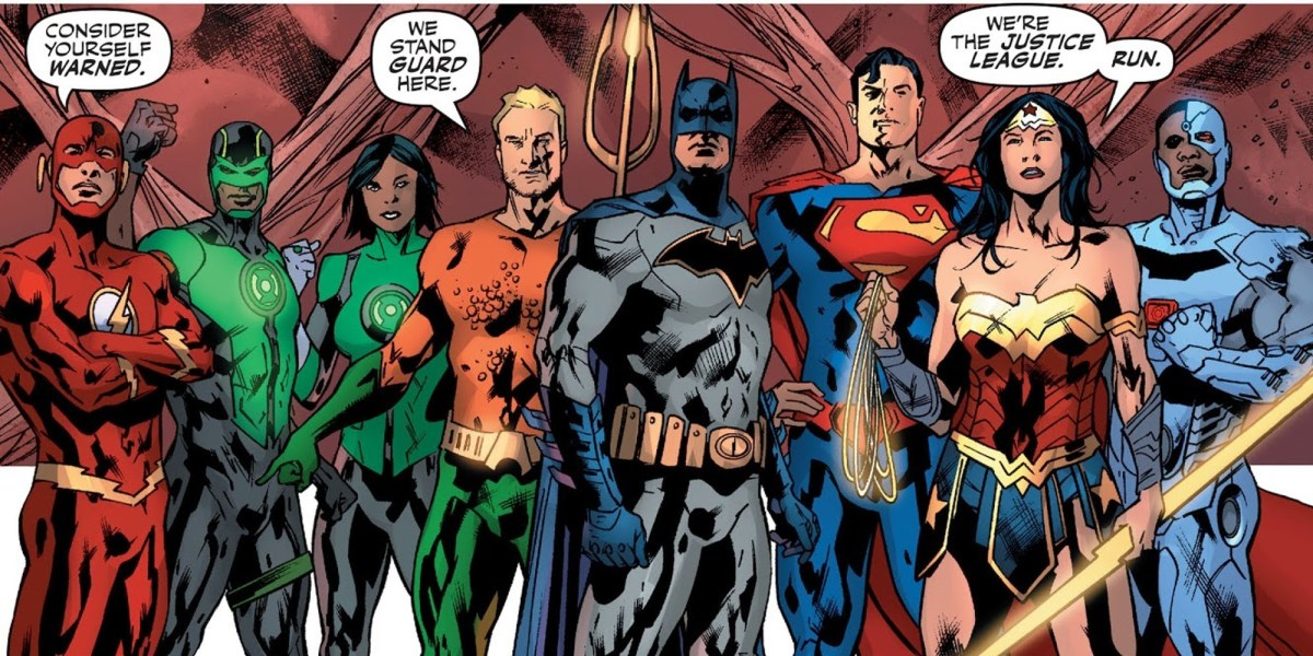 The Justice League at 60, Part 10: Rebirth on repeat