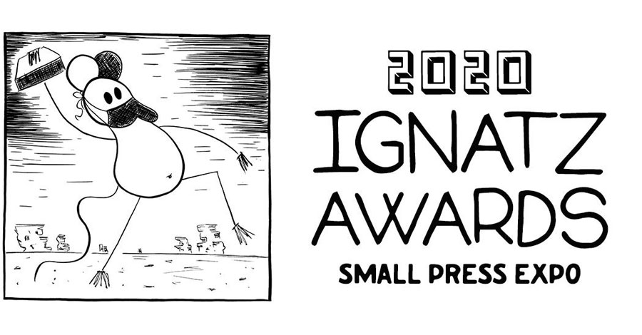 Ariel Ries, Eleanor Davis and more win 2020 Ignatz Awards