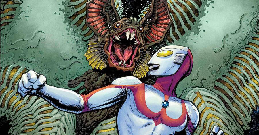 More 'Ultraman' on the way next year from Marvel
