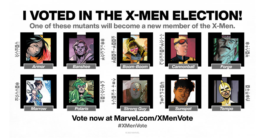Voting for the X-Men: The time is right for Tempo