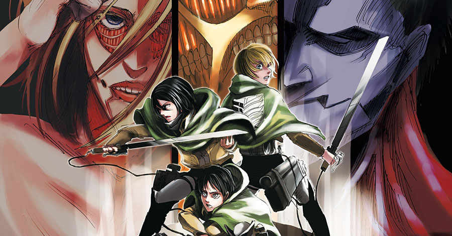 'Attack on Titan' nears its finale