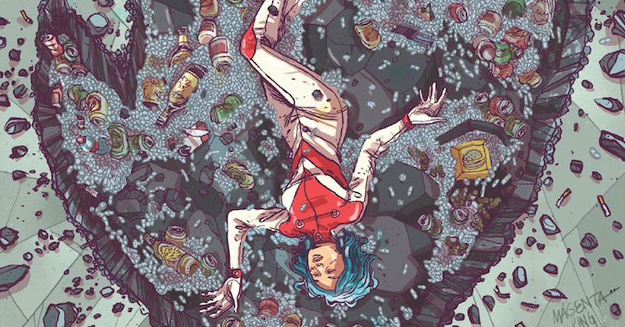 Dark Horse announces 'Jenny Zero' for April