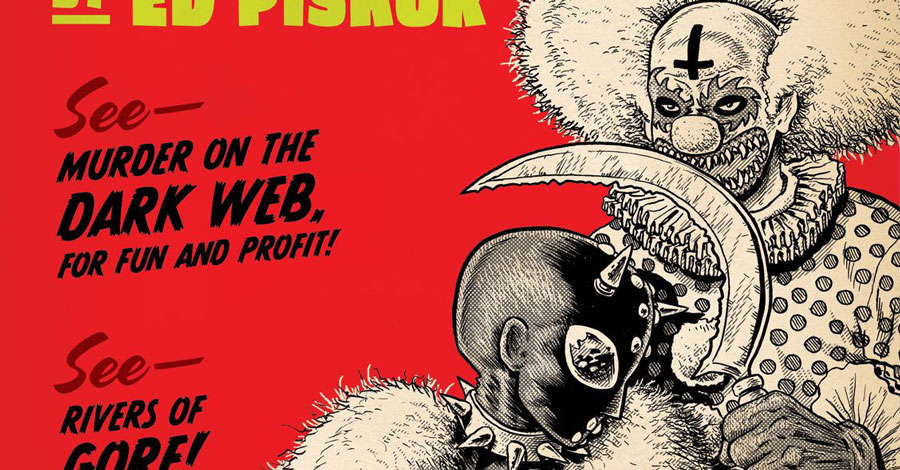 Fantagraphics to publish Ed Piskor's 'Red Room'