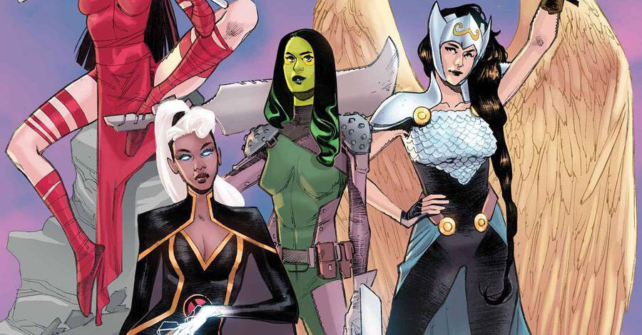 Forward into the Past: Marvel solicitations for April 2021