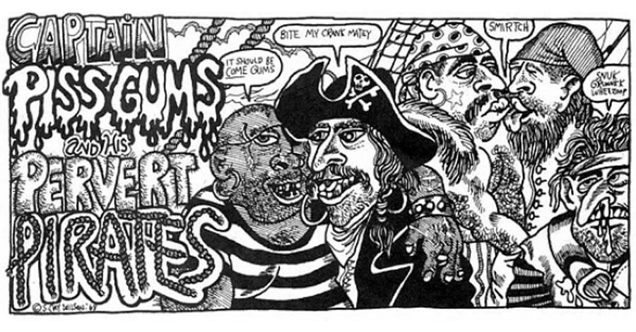 Comics Lowdown | S. Clay Wilson passes away
