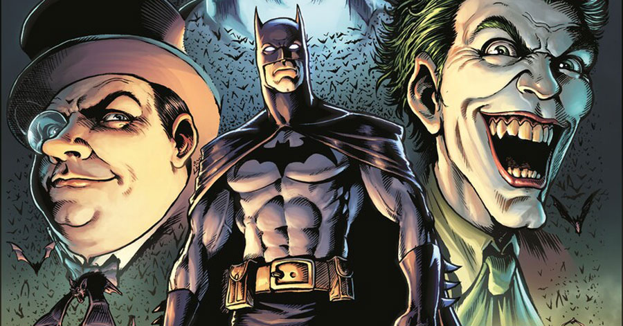 'Legends of the Dark Knight' returns this spring
