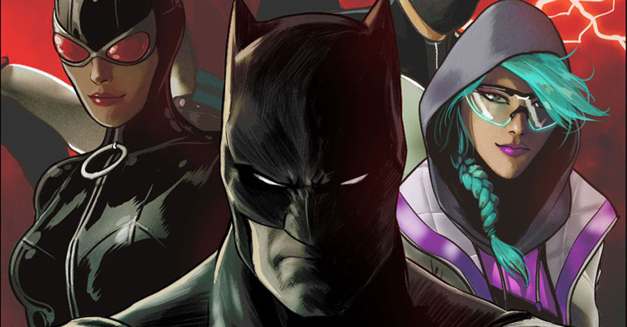 DC announces Batman + Fortnite crossover comic