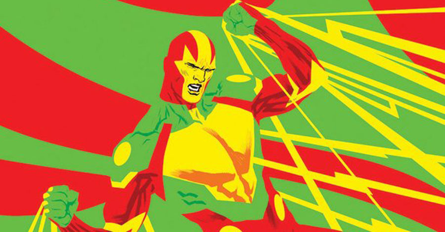 'Mister Miracle' miniseries breaks free in May