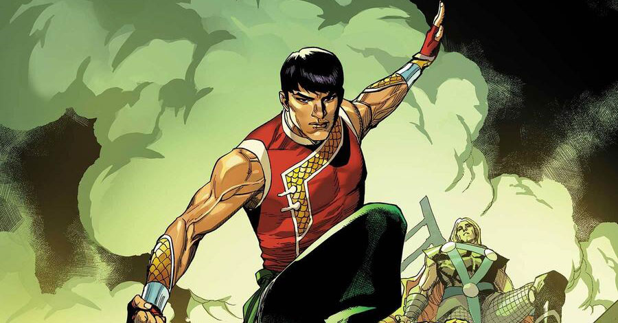 'Shang-Chi' ongoing series debuts in May from Yang + Ruan