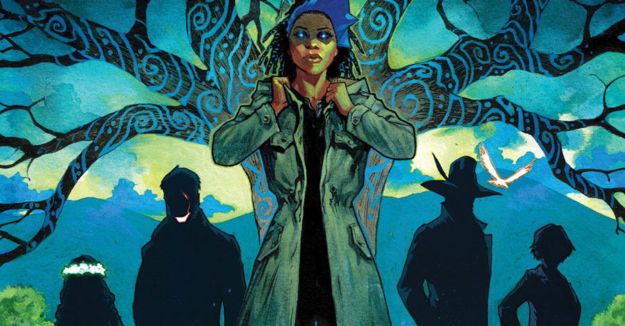 Bunn + Scharf reunite for supernatural horror series 'Basilisk'