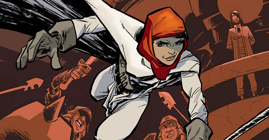 Image Comics maps the route to eternal life in 'Compass'