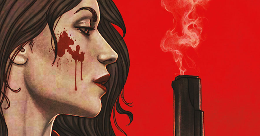 Dark Horse puts a hit out on 'Mafiosa' in October