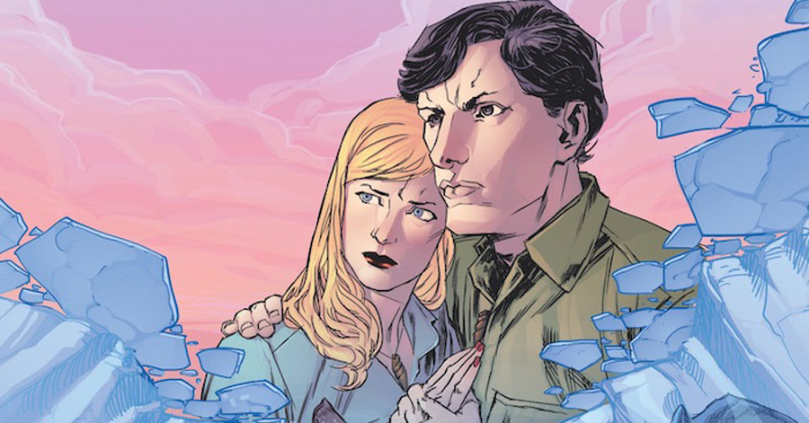 Emgård + Aira reunite for the supernatural war story 'The Secret Land'